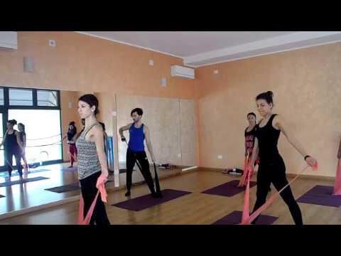 Masterclass Pilates Elastiband (corso istruttori 1°livello)