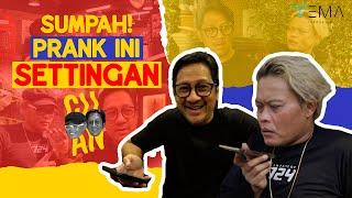 Download lagu SULE NGAMUK DIKABARIN ANDRE MENDADAK SYUTING SANTUY | CUAN - Tema Indonesia