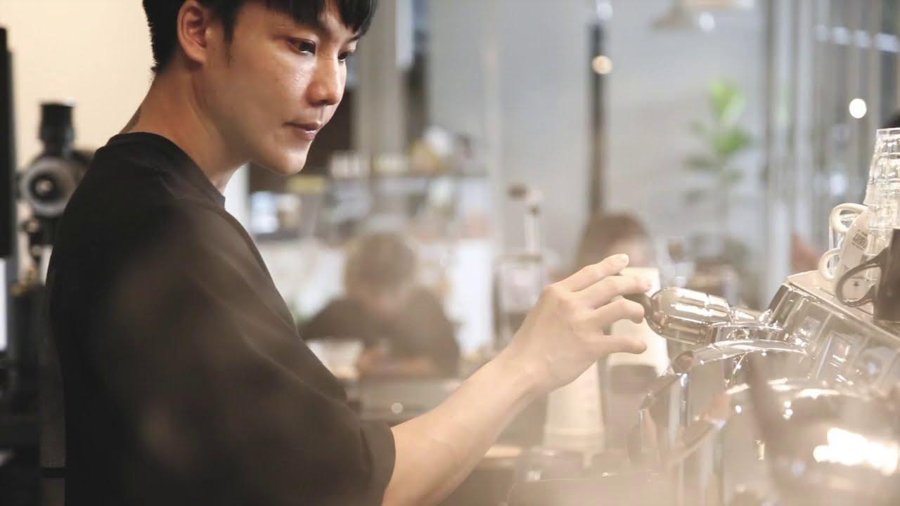Roast8ry Specialty Coffee Company From World Latte Art Champion In Chiangmai Thailand Youtube