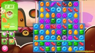Candy Crush Jelly Saga Level 385 (3 star, No boosters)