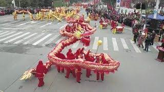 Lantern Festival celebrations held in SW China