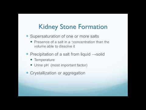 Altered Renal and Urologic Function