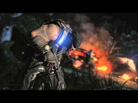 Gears of War 3 World Premiere Trailer