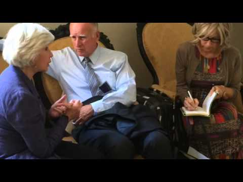 Jerry Brown: 'It's hard to imagine catastrophe'