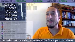 Punto 9 - Noticias Forex del 3 de Agosto del 2017