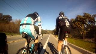 A January Ride Through Goleta, CA