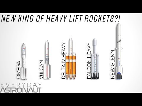 Will New Glenn be the KING of Heavy Lift Rockets?