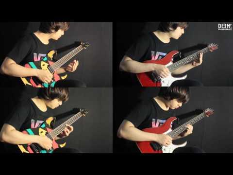 Avenged Sevenfold - God Damn ( Full Guitars ) Cover By Deem Thummarat