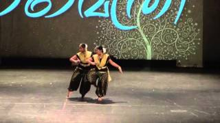 Maithry New Year 2016 -Semi-classical Dance, Shiva Invocation