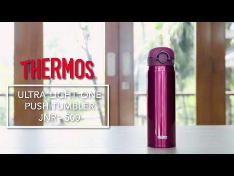 Thermos JNR: Thermos Tumbler Yang Lagi Hype Yang Cocok Menemani Aktivitas Kamu Setiap Hari.
