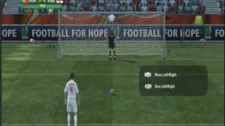 Fifa World Cup 2010 Penalty Shootout Ps3!