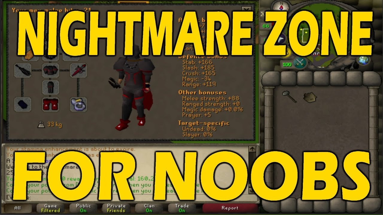osrs combat bracelet osrs nightmare zone for noobs time nmz guide 1247