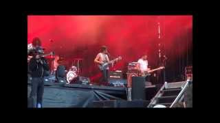 Carl Barât and the Jackals  - Let it rain - Festival Papillons de Nuit