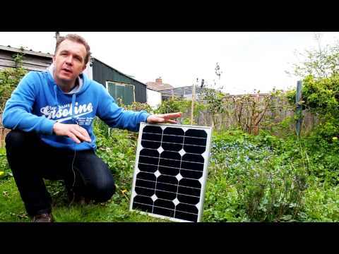 Solar Powered Pond Pumps An Introduction