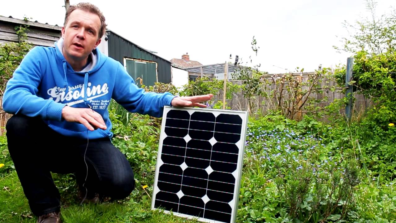 Solar Powered Pond Pumps An Introduction Doovi