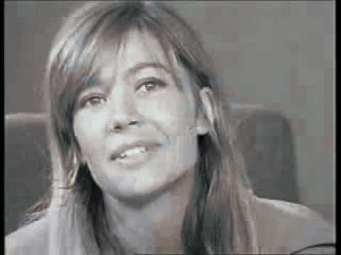 FRANCOISE HARDY - Interview 1966 (English subtitles)
