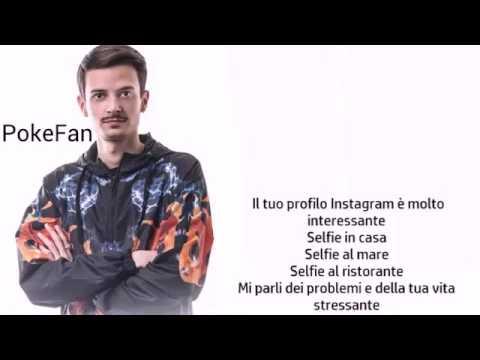 Fabio Rovazzi | Tutto molto Interessante | Lyrics