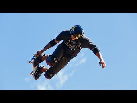 "Elliot Sloan ""Ride the Lightning"": X Games Big Air Champ Shreds Mega Ramp, Slays Guitar, Talks Metal"