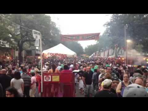 NIOSA San Antonio, TX Fiesta Week 2013