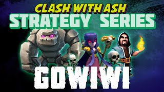 Clash Of Clans | TH9 GoWiWi 3 Star Strategy