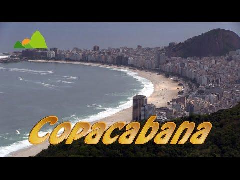 Rio de Janeiro, Copacabana, Brasil Doku der Rundreise 19/19
