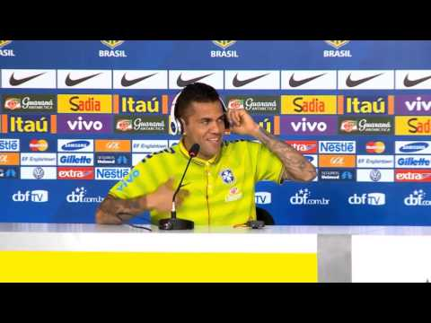 Brazil players funny World Cup compilation