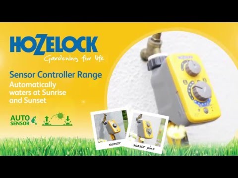 Hozelock Sensor Controllers English Youtube