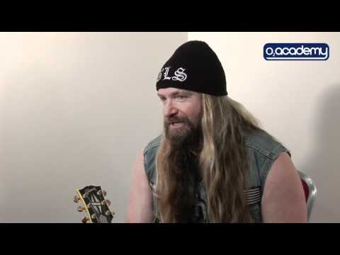 Black Label Society - Interview - O2 Academy