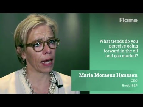 Maria Moraeus Hanssen: is oil and gas restructuring?