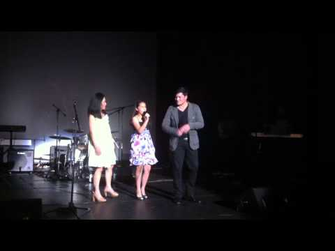 With Gabby Concepcion, Tonight I Celebrate My Love For You, One Night Live Concert, Atlanta GA