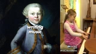 Musical Prodigy: Mini-Mozart Alma Deutscher Composes Own Opera at Age Seven