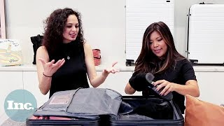 How to Pack Everything in a Carry On for a 10 Day International Trip | Inc.