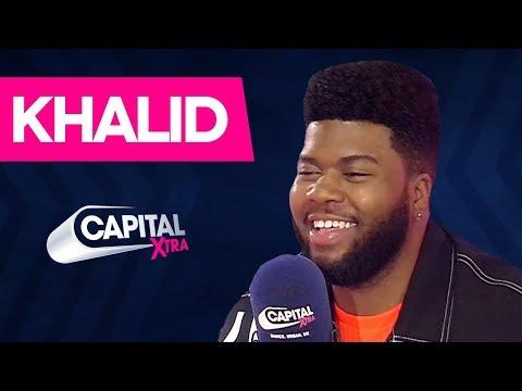 Khalid On Meeting Beyoncé Social Media R&B  & More With Yinka