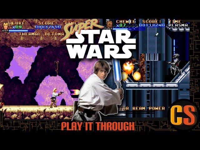 SUPER STAR WARS - PLAY IT THROUGH (JEDI MODE)