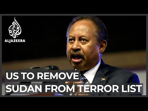 Sudan Sees Economic Hope As Trump Signals Terror List Removal