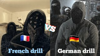 German Drill (Drill Allemand)🇩🇪 vs French Drill (Drill Francais)🇫🇷 #GERMANDRILL #FRENCHDRILL