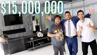 Download JOSH PECK TOURS INSANE 15,000,000 BEVERLY HILLS HOME! Mp3 and Videos
