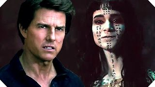 LA MOMIE - NOUVELLE Bande Annonce (Tom Cruise, 201...
