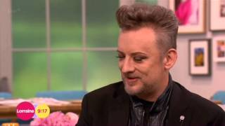 Boy George Culture Club Interview Lorraine 2014
