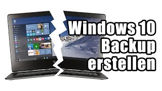 Windows-10-Backup ohne Drittsoftware - so geht's | deutsch / german