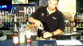 How To Make A Soco And Lime Shot Doggy Style - Bar 101 St. Louis Soulard Sports Bar And Patio