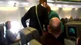Westjet In-Flight Emergency
