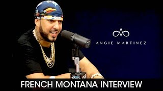 French Montana Talks Jay-Z Texting Him, Chinx, + Gives