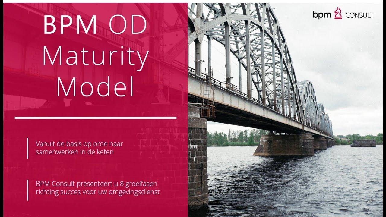 BPM OD Maturity Model
