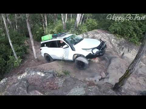 Watagans National Park, 4wding Whitemans Lane | New Toyota Fortuner Offroad