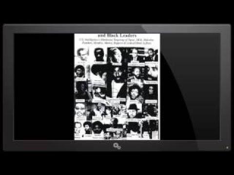 John Potash, CIA, FBI, MK Ultra, Secret Drug War, Hendrix, Lennon, Cobain, Tupac, MLK,