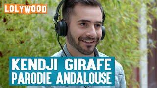 Kendji Girafe : Parodie Andalouse