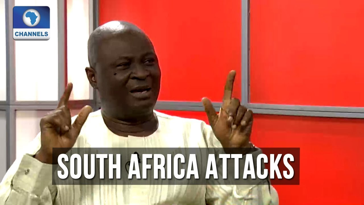 'South African Govt Complicit In Xenophobic Attacks', Says Historian