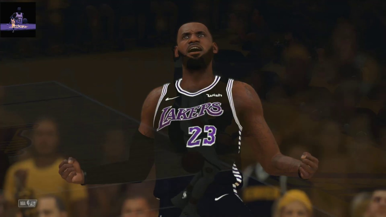 Lakers Vs Nuggets 2k20 Dec 22 2019 Full Game Lakers