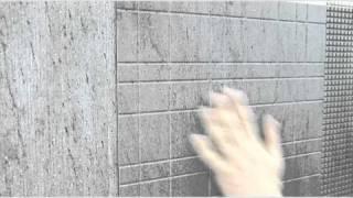 видео Отделка ванной комнаты натуральным камнем